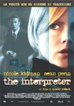 Locandina The Interpreter