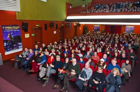 Como cinema Astra premiazioni della 13° edizione del Festival del Cinema Italiano