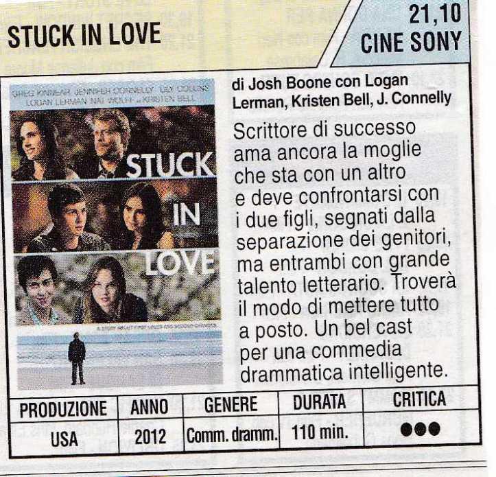 stuck in love2631