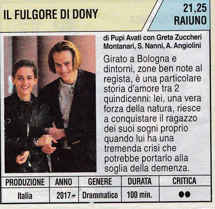 fulgore dony3180